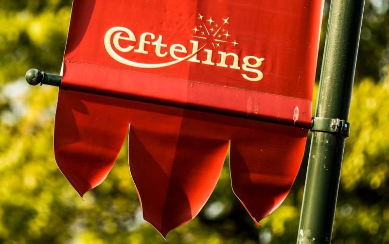 Nieuw hotel bij Efteling