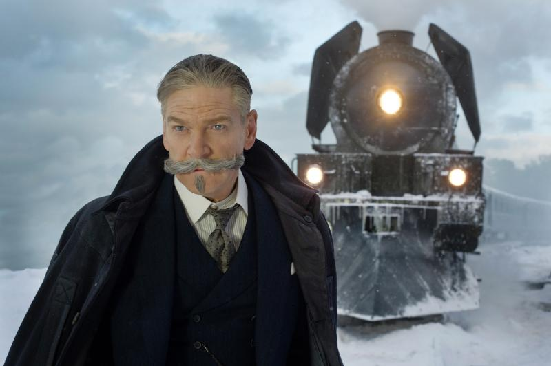 Murder on the Orient Express Poirot