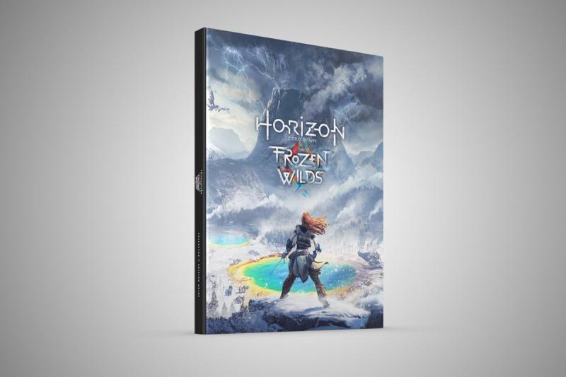 Horizon Zero Dawn - Frozen Wilds - Gids