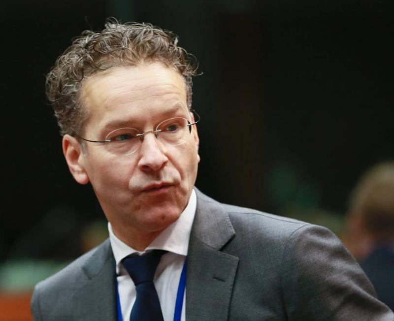 'Dijsselbloem mogelijk langer bij eurogroep'
