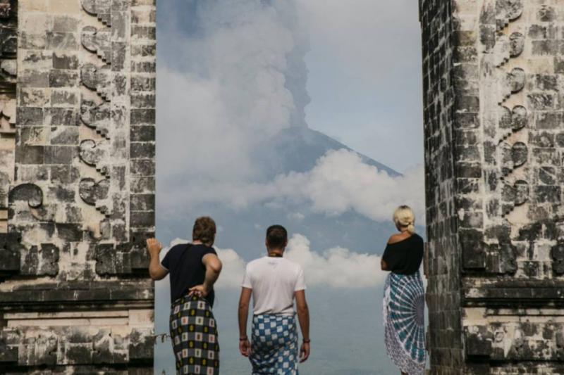 Gunung Agung: de grote berg op Bali