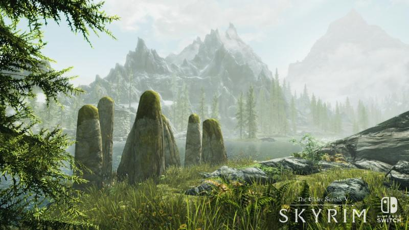 Skyrim Switch 2