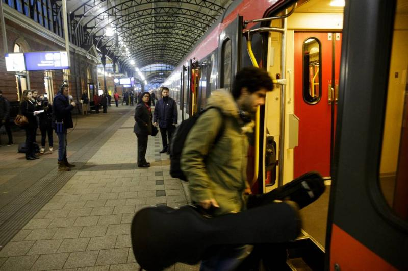 Geen toeslag in daluren voor Intercity Direct