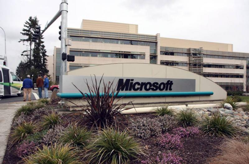 Microsoft wil hoofdkantoor vernieuwen