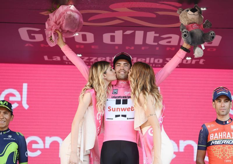 Giro d'Italia met acht aankomsten bergop, minder kilometers tegen de klok (Pro Shots / Insidefoto)