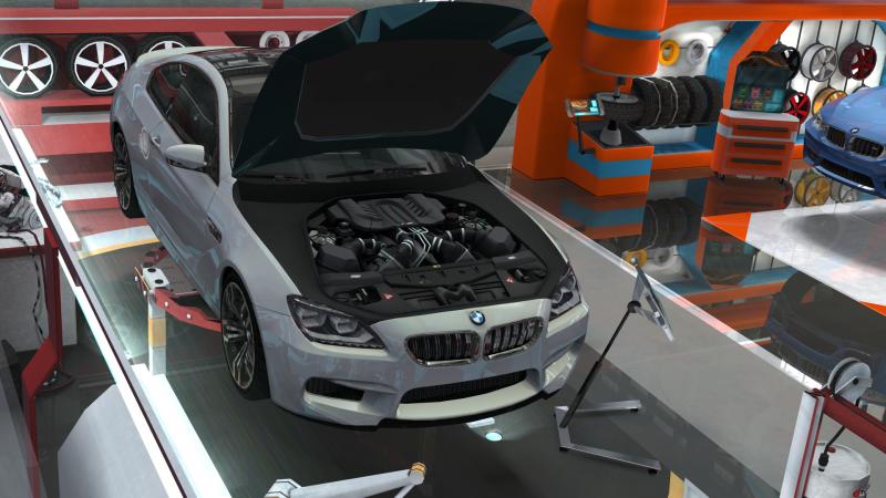 Gear.Club Unlimited - Garage