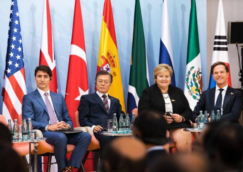 Nederland uitgenodigd voor G20-top