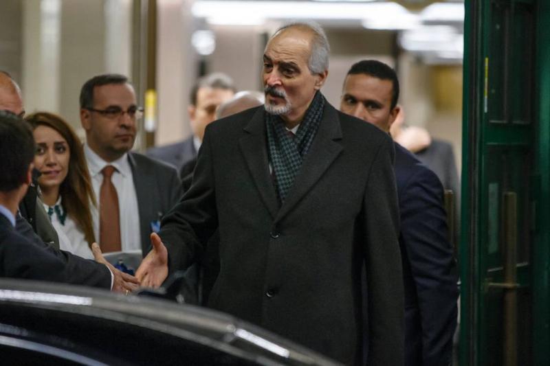 Delegatie Syrië verlaat vredesoverleg