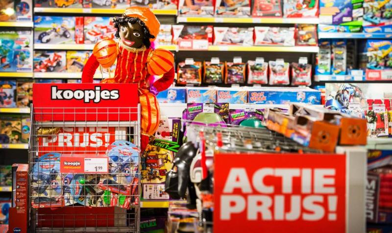 Sint helpt winkels aan hoogste omzet in jaren