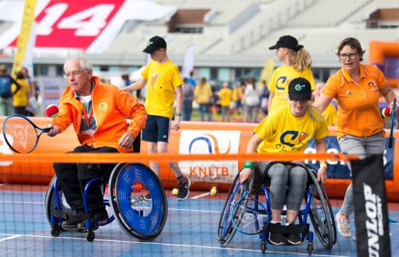 'Nederland doet te weinig voor gehandicapten'