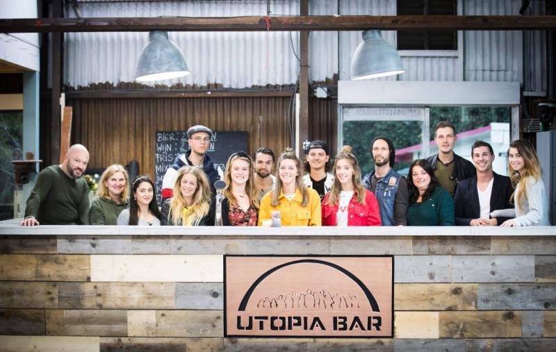 Hongerstaking in Utopia tegen sluiting