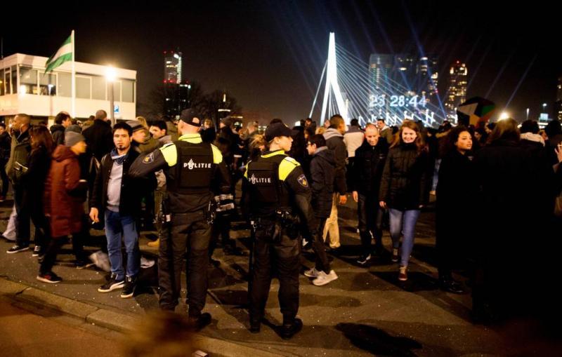 'Relschoppers Rotterdam moeten thuisblijven'