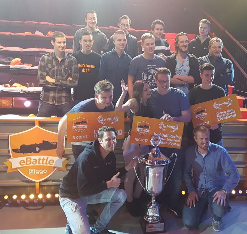 NK Ziggo eBattle F1 - Team RaceStars