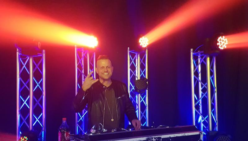 NK Ziggo eBattle F1 - DJ