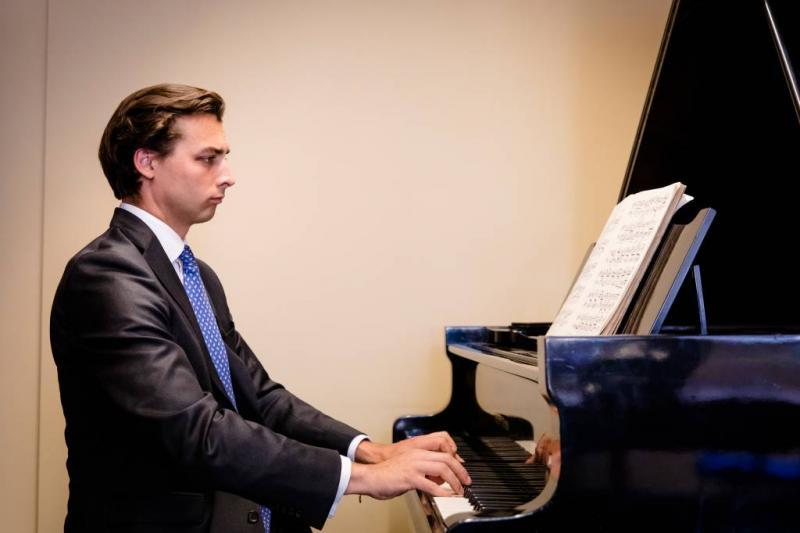 Thierry Baudet wil meedoen aan Maestro