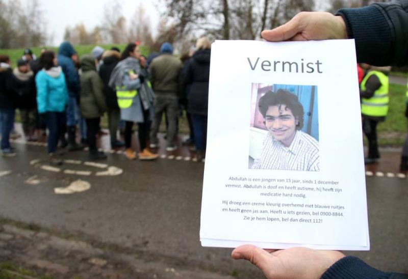 Vermiste jongen in redelijke toestand gevonden
