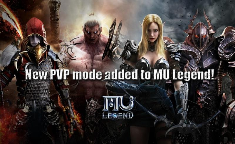Mu Legend - PvP