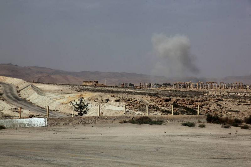 'Israëlische raketaanval op militair complex'