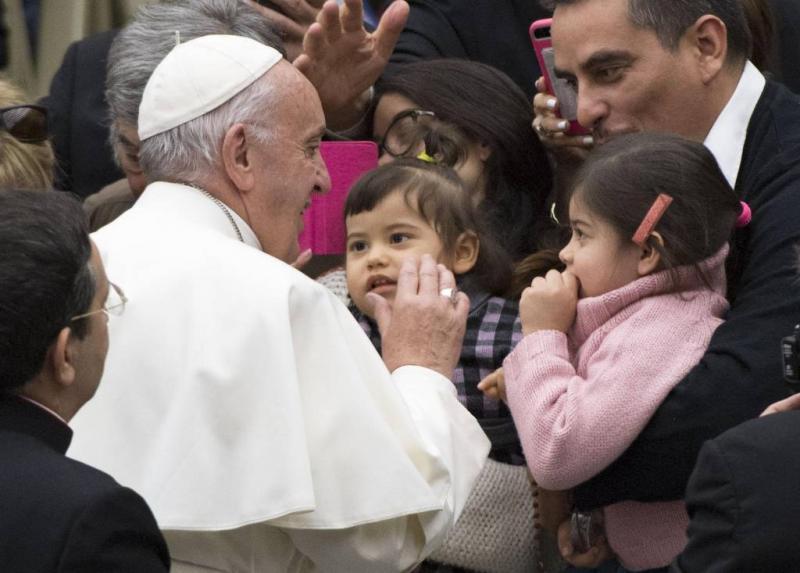 Paus wil erkenning alle volken Heilig Land