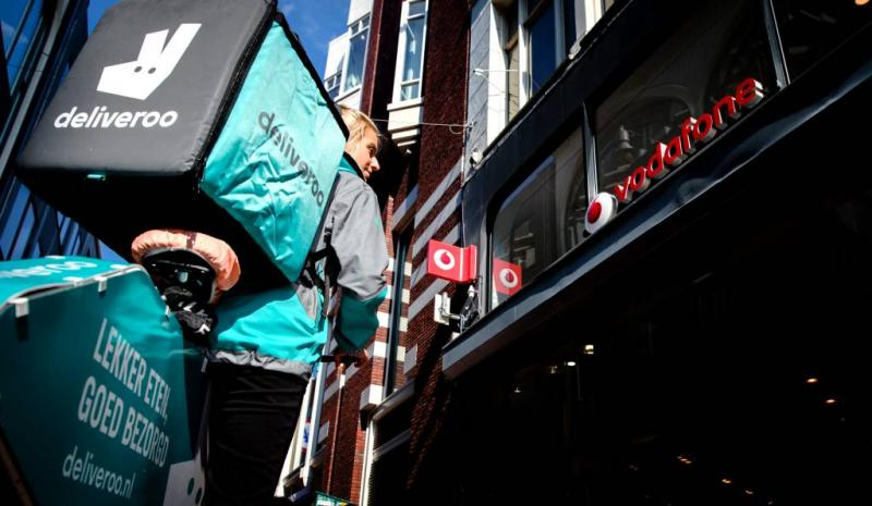 Kamer zeer kritisch over plan Deliveroo