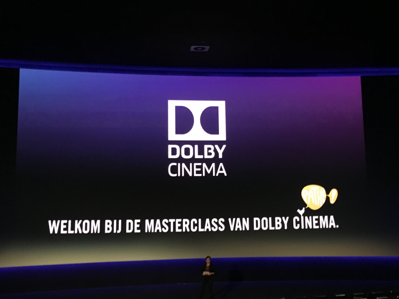 Pathe de Kuip Dolby Cinema