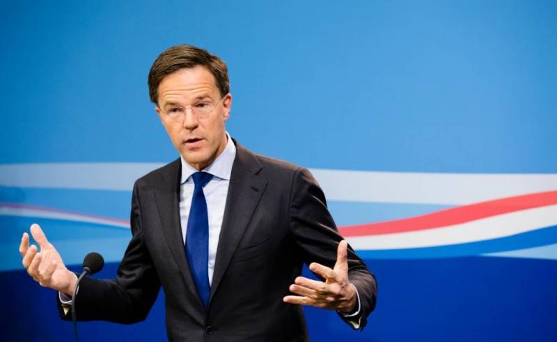 Rutte wil geen Europees president worden