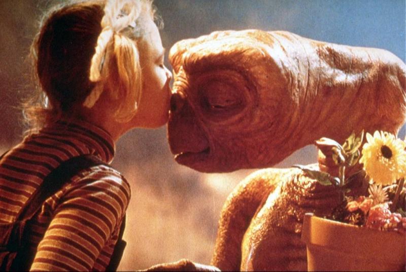 E.T. even terug in bioscoop