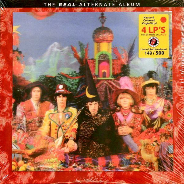 Their Satanic Majesties Request - The Alternate Album