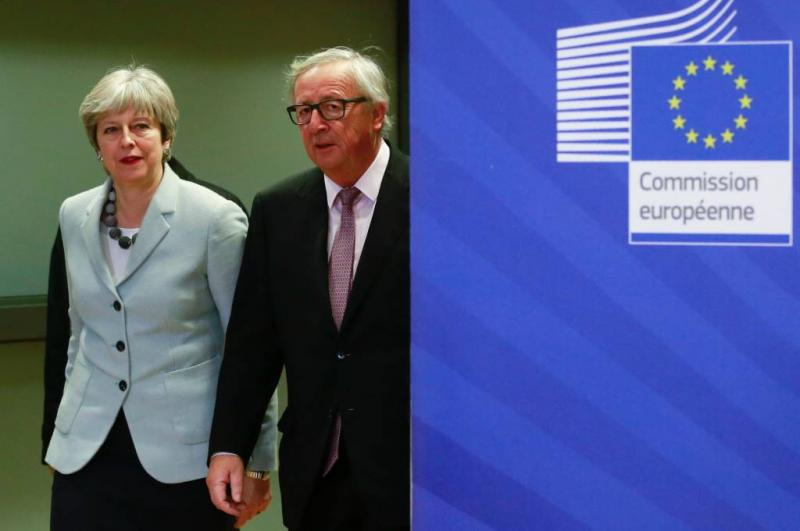 'Witte rook over brexitdeal'