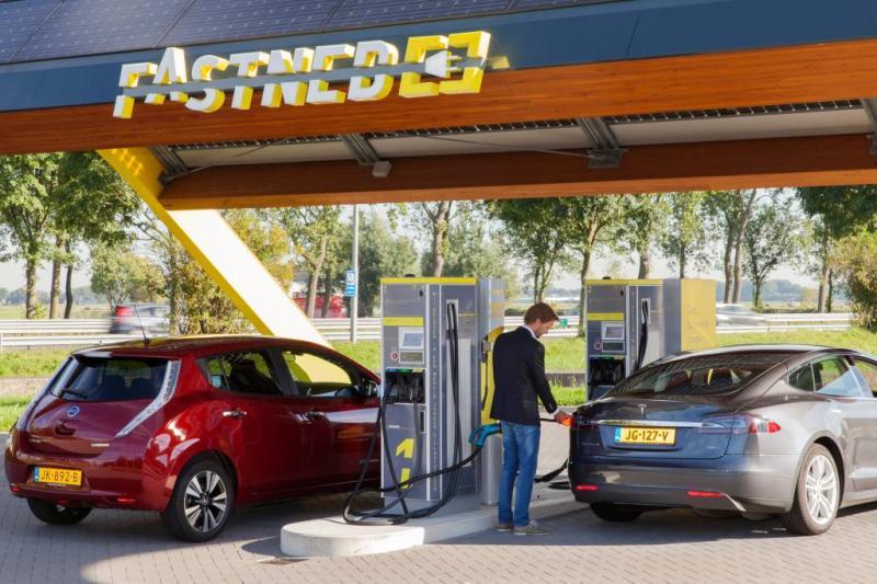 Fastned verliest zaak om laadstations Shell