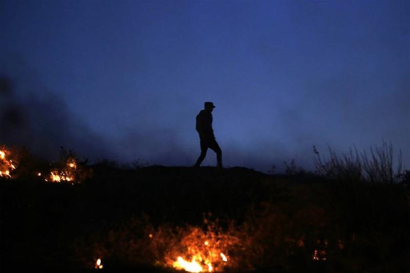 Hamas-leden gedood door luchtaanvallen Israël