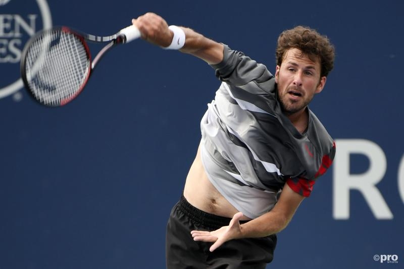 Haase doet mee aan NK tennis (Pro Shots / Action Images)