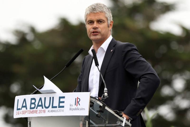 Wauquiez nieuwe leider Franse conservatieven