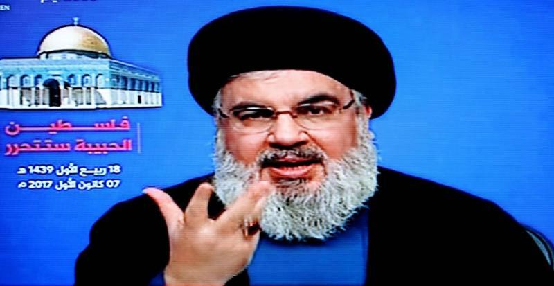 Hezbollah heeft weer oog voor Palestina