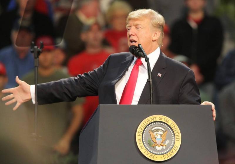Vrouwen willen onderzoek Congres naar Trump