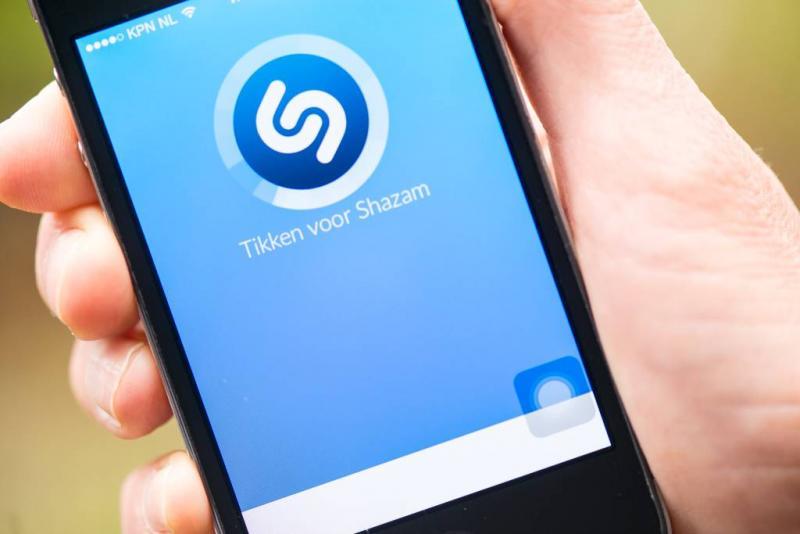 Apple koopt muziekherkennningsapp Shazam