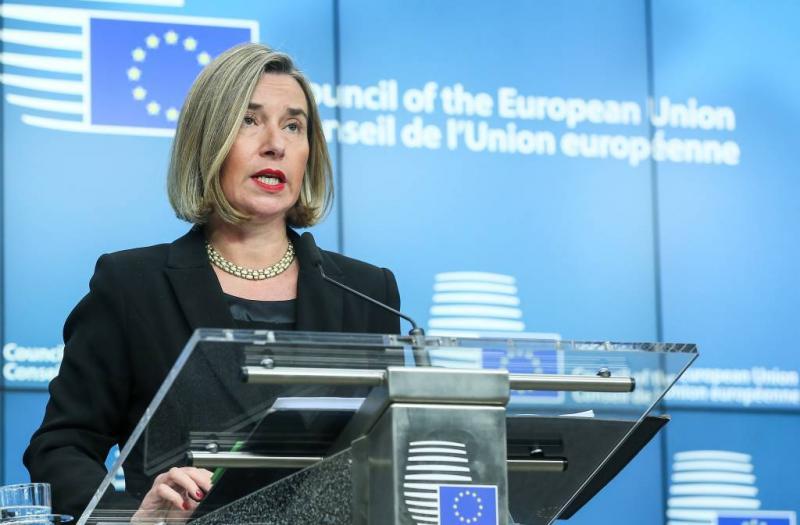 EU-ministers 'eensgezind' over Jeruzalem