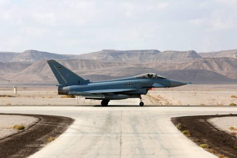 Qatar koopt voor miljarden aan Eurofighters