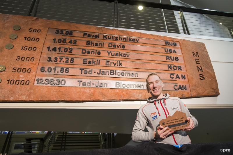 Bloemen schrijft geschiedenis met fenomenaal wereldrecord 5 kilometer (Pro Shots / Erik Pasman)