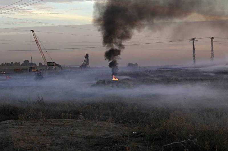Twee doden in Gazastrook door eigen raket