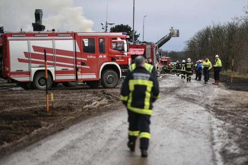 Explosie in Oostenrijk drijft gasprijs omhoog