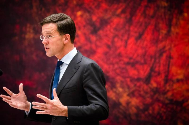 Rutte wil geen 'superminister' in Brussel