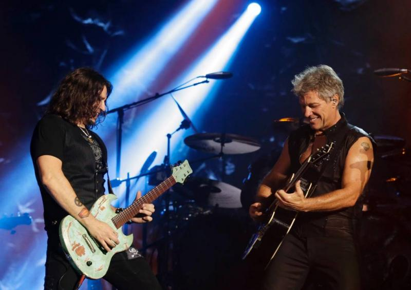 Bon Jovi wel, Radiohead niet in Hall of Fame