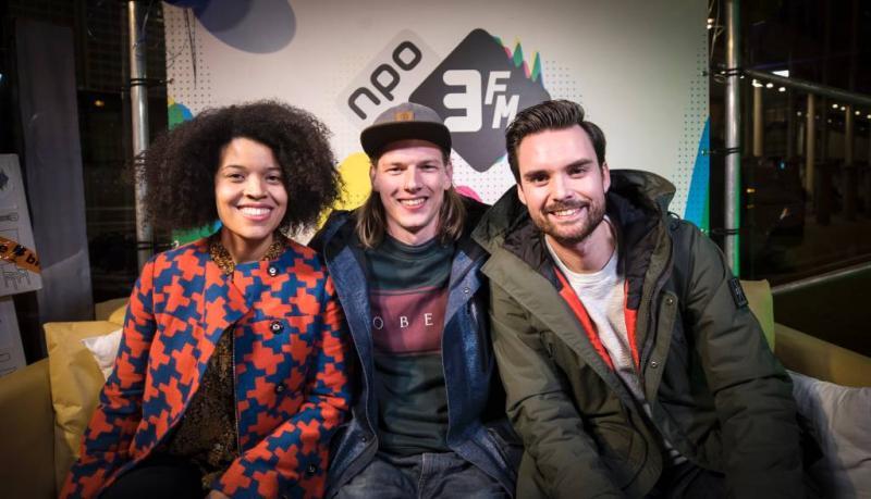 3FM-dj vindt nieuwe Glazen Huis spannend