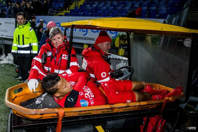 Slagveer maanden uitgeschakeld bij Twente (Pro Shots / Kay Int Veen)