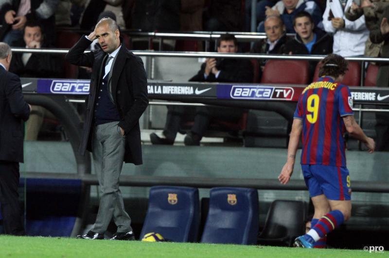 "Zlatan: ""Het probleem lag bij Guardiola"" (Pro Shots / Tati Quinones)"