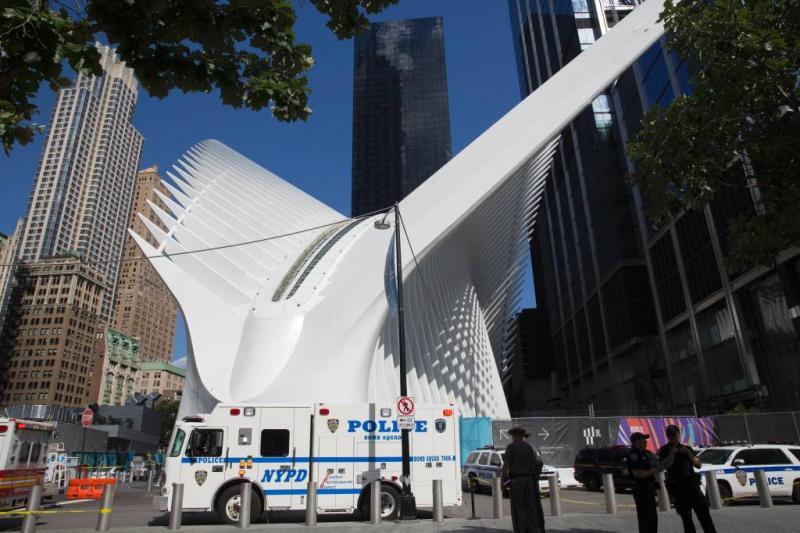 Dader New York: geen banden met militanten