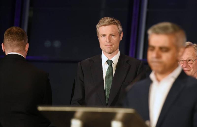 Leiders 'Britain First' opgepakt
