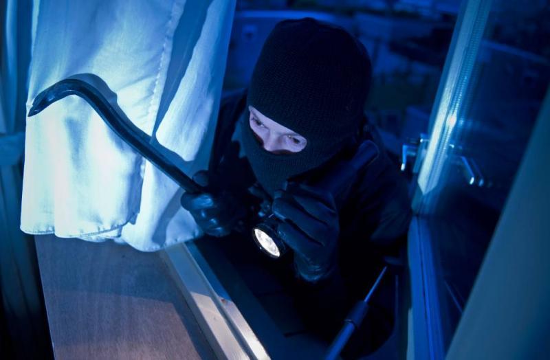 'Zoek confrontatie met inbreker niet op'