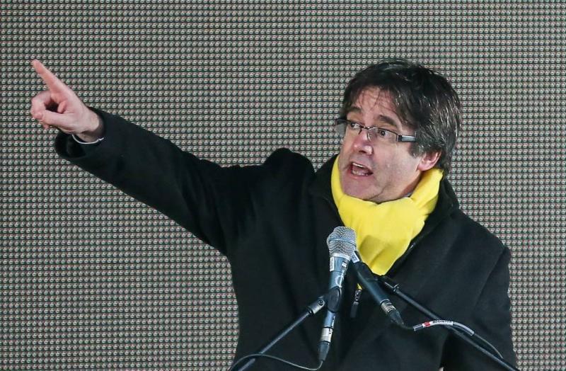 Rechter schrapt uitleveringszaak Puigdemont